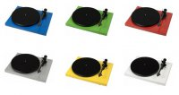 pro-ject debut carbon colours
