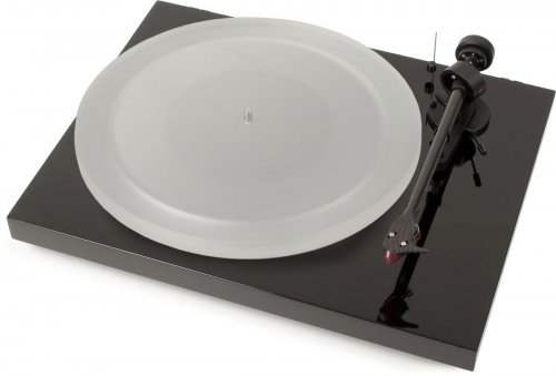pro-ject debut carbon esprit black